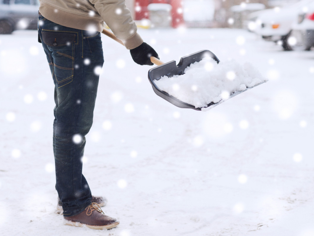 Leave snow removal to the professionals